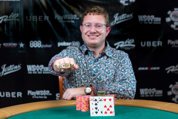 Article image for: BRIAN HASTINGS WINS EVENT #76, $3,000 H.O.R.S.E.