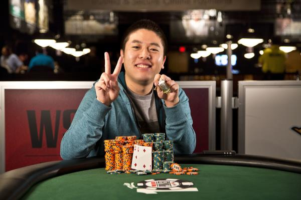 Article image for: BRIAN YOON DEFEATS JOSH ARIEH TO WIN HIS SECOND BRACELET