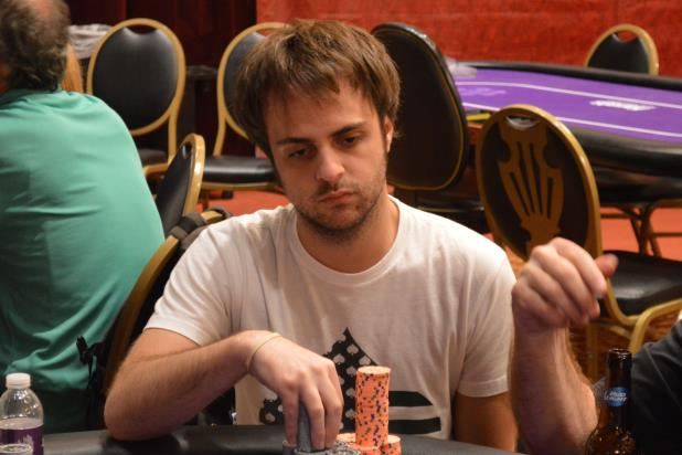 Article image for: BRYAN CAMPANELLO LEADS FINAL TEN IN HARRAH'S NEW ORLEANS MAIN EVENT