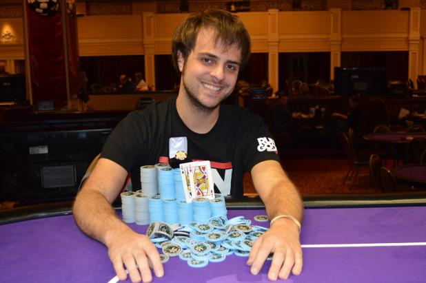 Article image for: BRYAN CAMPANELLO WINS MAIN EVENT AT HARRAHS NEW ORLEANS