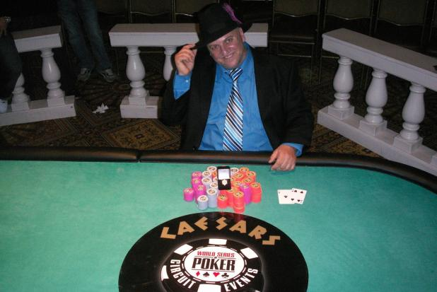 Article image for: New York Plumber Michael Morusty Wins First Gold Ring, $39,731 at Caesars AC