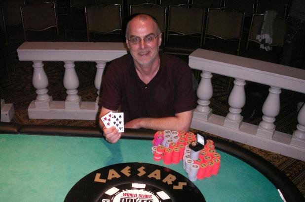 Article image for: Paul Vogel Earns Well Deserved Victory