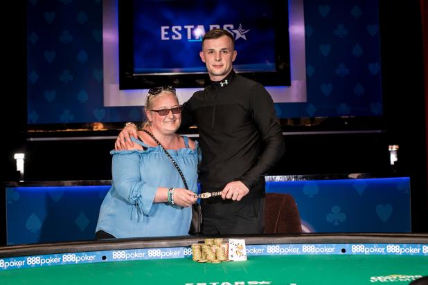 CARL SHAW WINS FINAL WSOP EVENT FOR FIRST BRACELET AND $606,562