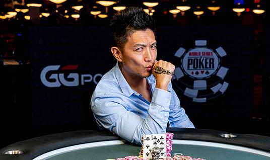 CARLOS CHANG STRIKES GOLD IN THE $2,500 FREEZEOUT