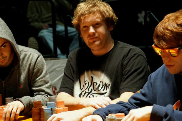 Article image for: CARTER MYERS IN POSITION FOR FOLLOW-UP GOLD WITH SIX LEFT AT HARRAH'S TUNICA