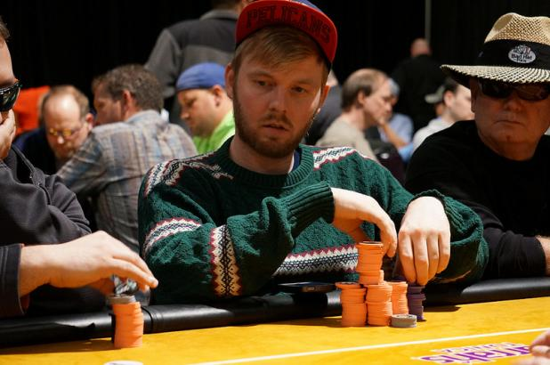 Article image for: CAUFMAN TALLEY LEADS 128 TUNICA MAIN EVENT SURVIVORS