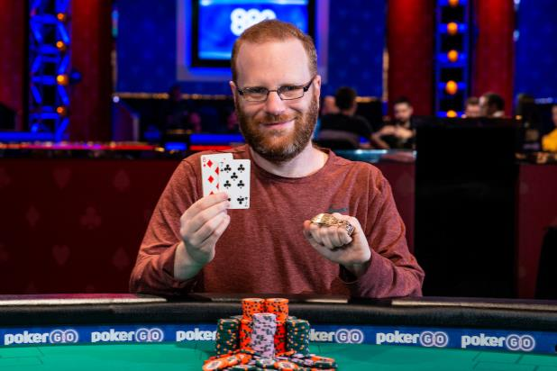 Article image for: ADAM FRIEDMAN WINS $10,000 DEALERS CHOICE 6-HANDED