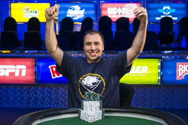 Article image for: JONATHAN DIMMIG IS POKER'S NEWEST MILLIONAIRE