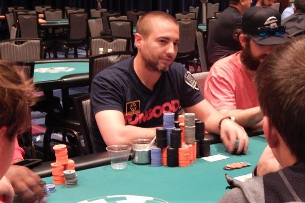 Article image for: CHANCE KORNUTH LEADS FINAL 210 IN HARRAH'S CHEROKEE MAIN EVENT