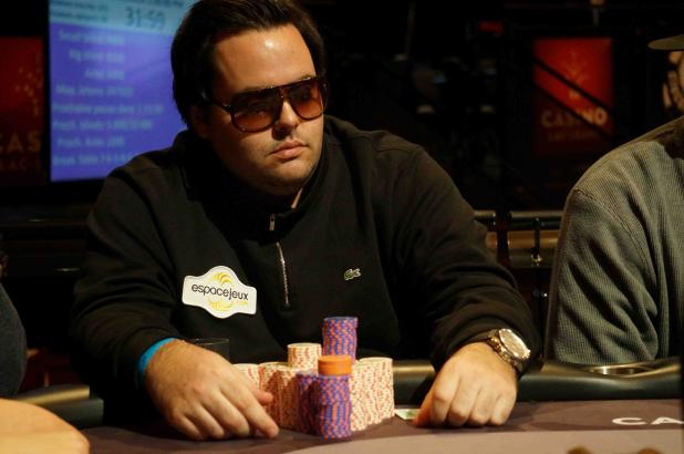 Article image for: CHARLES SYLVESTRE LEADS FINAL 18 OF LAC-LEAMY MAIN EVENT