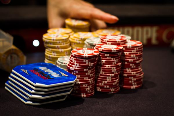 DOWN TO THREE IN WSOP EUROPE CHAMPIONSHIP
