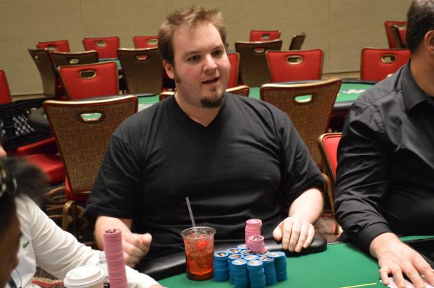 Article image for: CHRIS DEMACI LEADS HARRAH'S RINCON FINAL TABLE
