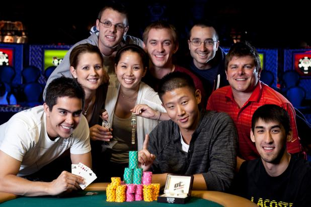 PERFECT 10: CHRIS LEE WINS WSOP EVENT 29 10-GAME MIX