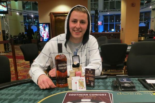 CASINO CHAMPION PROFILE: CHRIS PARSONS
