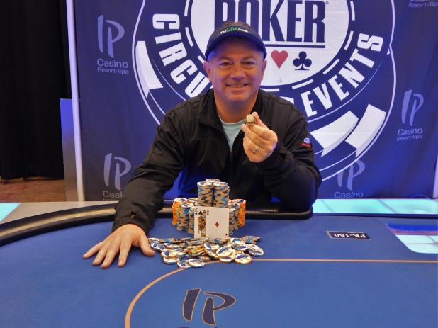Article image for: CHRIS SAVAGE WINS THE IP BILOXI MAIN EVENT