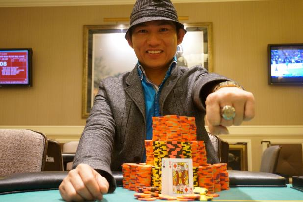 Article image for: VEGAS CIRCUIT IS POKER DREAM COME TRUE FOR CHRISTIAN PHAM