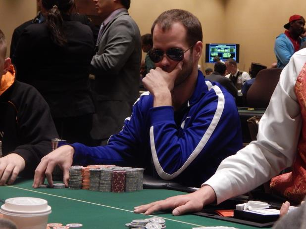 DAY 1 CONCLUDES IN THE $1 MILLION GUARANTEED HORSESHOE BALTIMORE MAIN EVENT