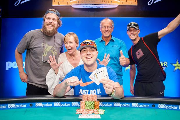 Article image for: CRAIG VARNELL TRIUMPHS IN EVENT #19 $565 POT-LIMIT OMAHA