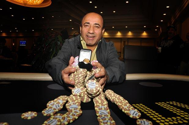 Article image for: FREDDY DEEB WINS THE BIKE'S WSOP CIRCUIT MAIN EVENT CHAMPIONSHIP