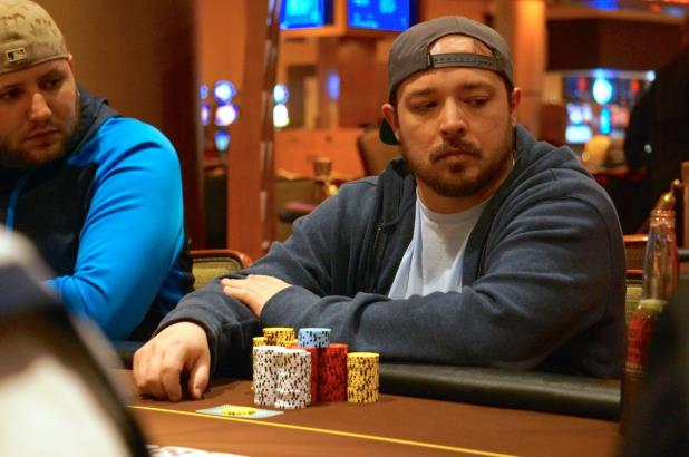 JOSH TURNER HEADLINES MAIN EVENT FINAL TABLE AT LUMIERE PLACE