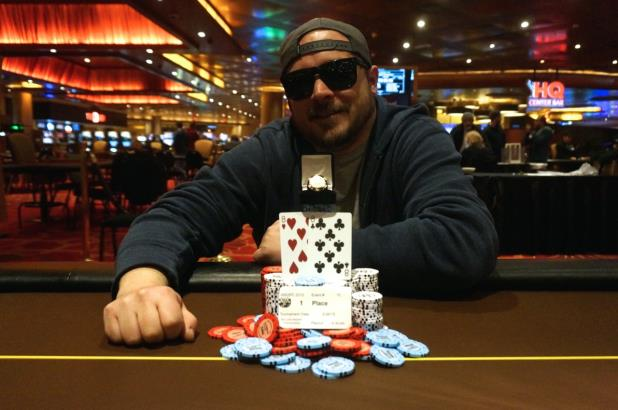 JOSH TURNER WINS CIRCUIT MAIN EVENT IN ST LOUIS