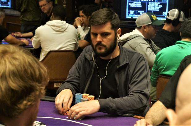Article image for: DUSTIN STEWART LEADS ON DAY 3 OF THE MAIN EVENT