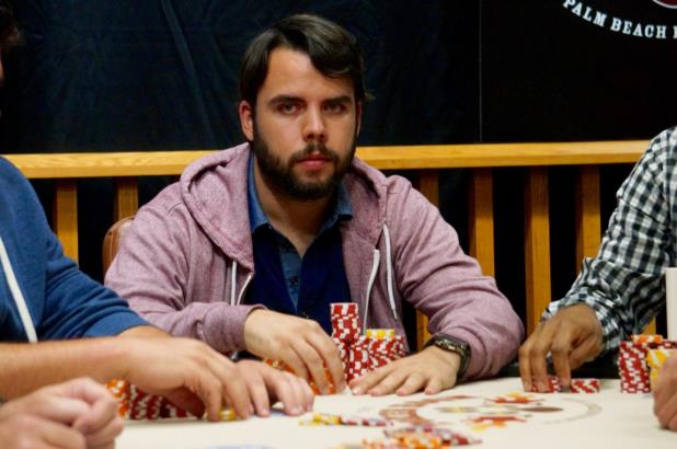 Article image for: JAVIER ZARCO LEADS FINAL SEVEN IN PBKC MAIN EVENT