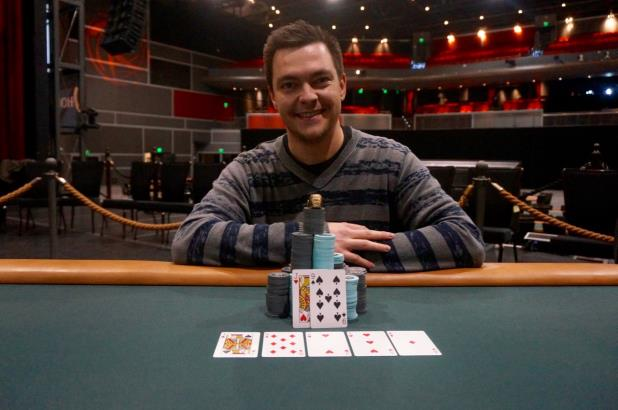 Article image for: KRZYSZTOF STYBANIEWICZ WINS HAMMOND MAIN EVENT AND $356K