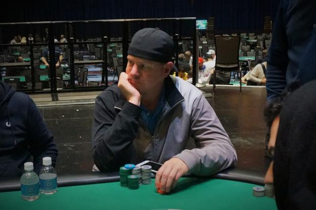 Article image for: ERICK LINDGREN AMONG FINAL 19 IN CHEROKEE MAIN