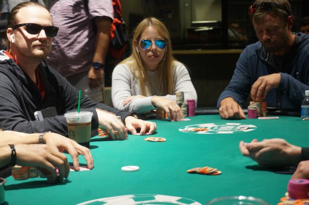 Article image for: GCC DAY 2 RECAP: LONI HARWOOD EYING THIRD BRACELET