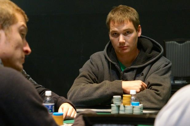 Article image for: JAKE BAZELEY HEADLINES HARRAH'S CHEROKEE MAIN EVENT WITH 12 REMAINING