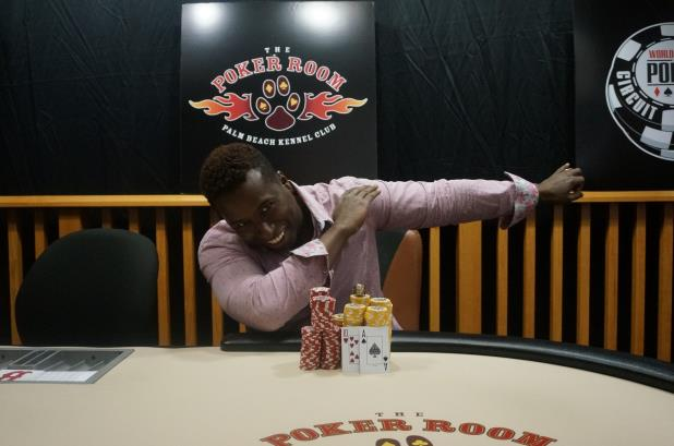 Article image for: MAURICE HAWKINS WINS THE PBKC MAIN EVENT
