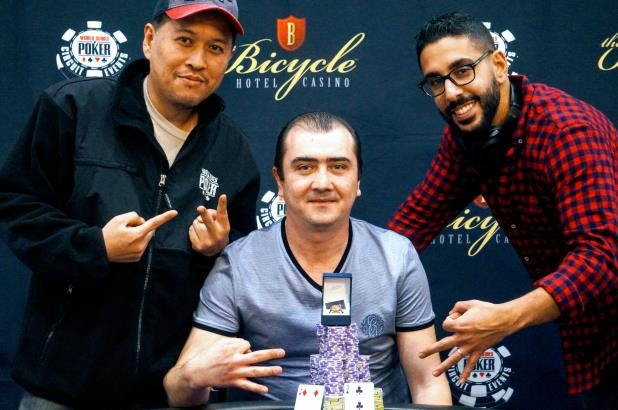BICYCLE CASINO CIRCUIT - DECEMBER 2018