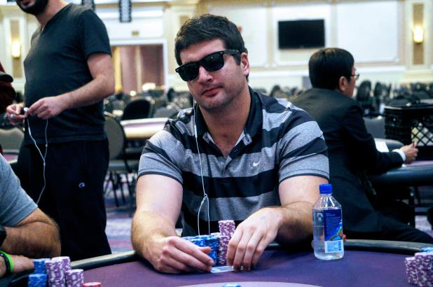Article image for: STEVEN FORMAN LEADS THE BIKE MAIN EVENT HEADING INTO FINAL DAY