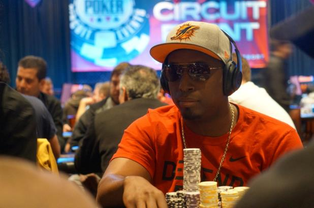 Article image for: MAURICE HAWKINS HEADLINES DAY 2 OF SEASON'S LARGEST MAIN EVENT