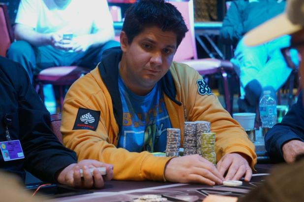 Article image for: RYAN TEPEN HEADLINES DAY 3 OF CHOCTAW MAIN EVENT