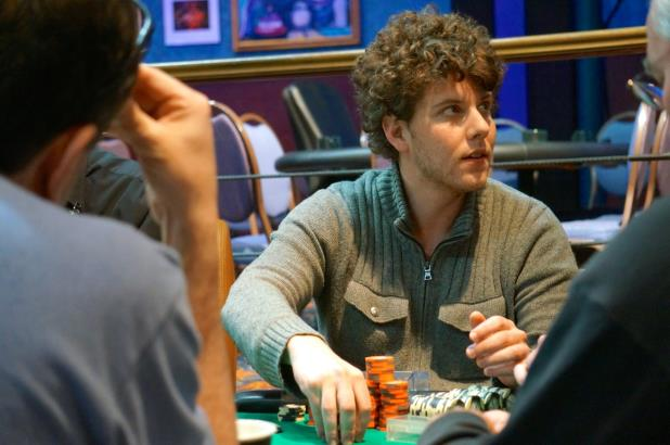 Article image for: ARI ENGEL HEADLINES DAY 2 OF HORSESHOE TUNICA MAIN EVENT
