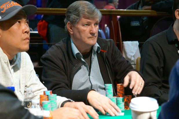 Article image for: JOHNNY LANDRETH AND TOM THOMAS STEAMROLLING TUNICA MAIN EVENT