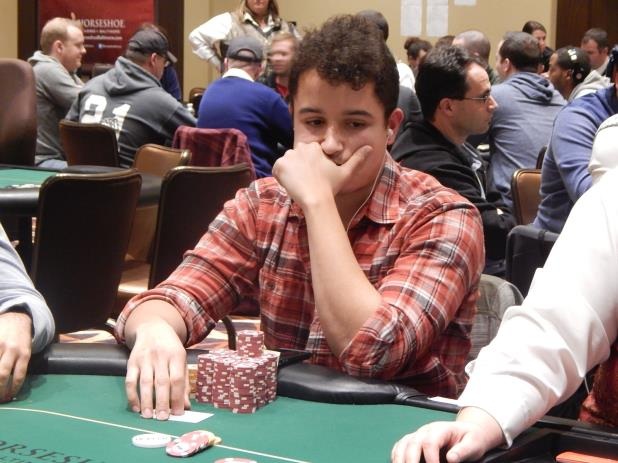 Article image for: DAY 2 OF THE MAIN EVENT ENDS WITH 13 PLAYERS REMAINING