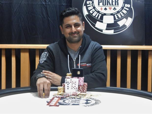 Article image for: MUKUL PAHUJA WINS PALM BEACH KENNEL CLUB MAIN EVENT ($193,095)