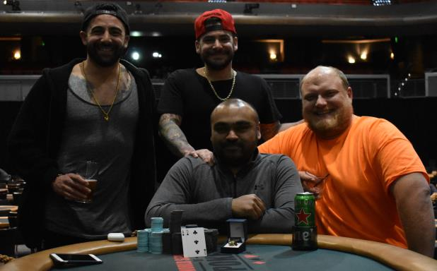 Article image for: RAVI RAGHAVAN WINS HORSESHOE HAMMOND MAIN EVENT FOR $272,322