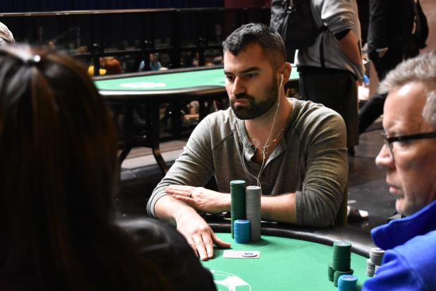 Article image for: KYLE CARTWRIGHT LEADS FINAL 15 GOING INTO DAY 3 OF THE CHEROKEE MAIN