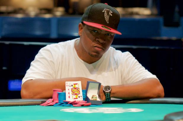 CHARLES JOHNSON WINS CHEROKEE MAIN EVENT