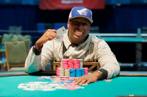 MAURICE HAWKINS WINS CONSECUTIVE CIRCUIT MAIN EVENTS