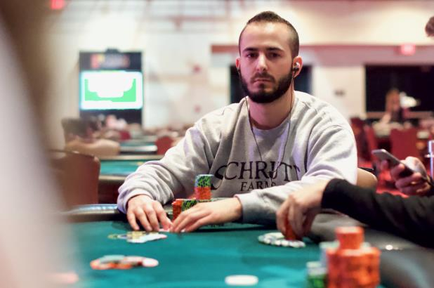 BRIAN ALTMAN LEADS FINAL 15 IN COCO MAIN EVENT