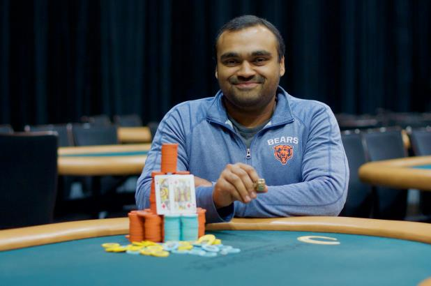 Article image for: RAVI RAGHAVAN: HORSESHOE HAMMOND CASINO CHAMPION