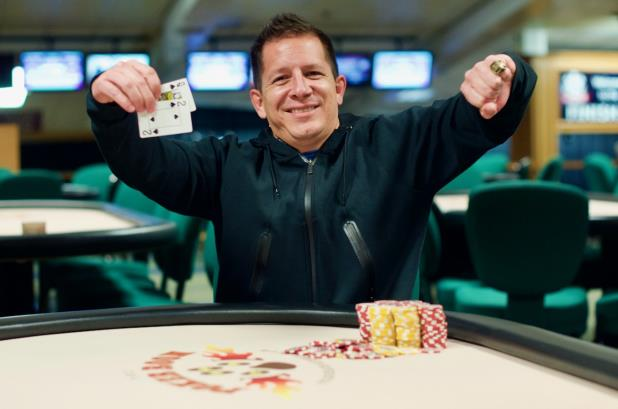 CARLOS LOVING: PBKC CASINO CHAMPION