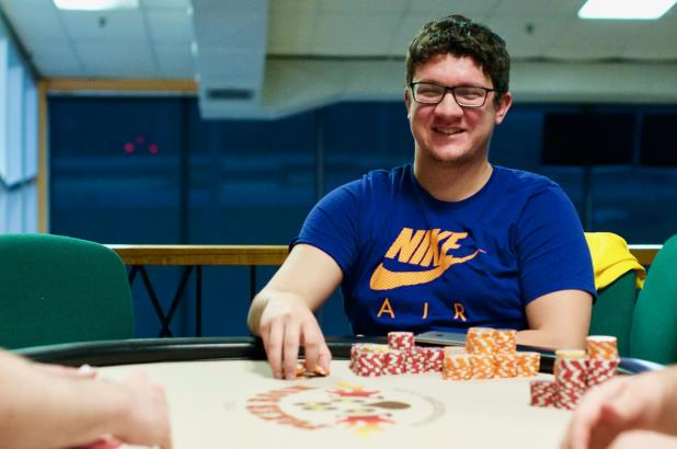 Article image for: SAM PANZICA LEADS FINAL 10 IN PBKC MAIN EVENT