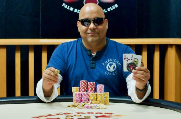 Article image for: RAMINDER SINGH WINS PBKC MAIN EVENT