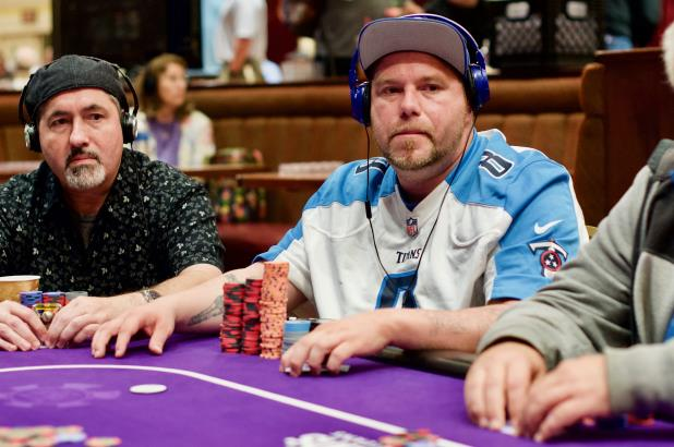 Article image for: ERIC SUTTON LEADS NEW ORLEANS MAIN EVENT